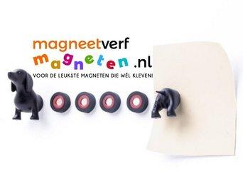 Al onze sterke magneten
