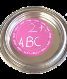 schoolbord verf roze