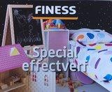 Schoolbordverf Finess 0,5 Ltr kleur Roze_