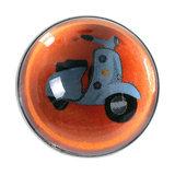 glas magneten scooter
