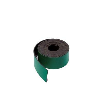 Gekleurde magneetband Groen 15 x 1000 mm