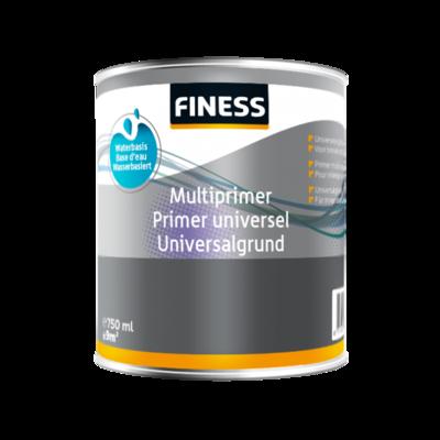 Universele multiprimer/grondverf Finess 0,25 Ltr