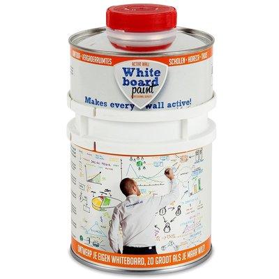 Professionele whiteboardverf 0,5 ltr transparant glanzend