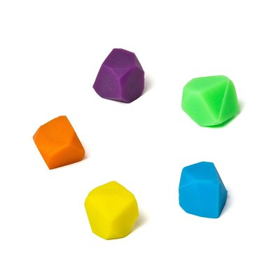 Candy magneten - 5 sterke neodymium snoep magneetjes