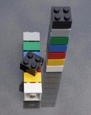 Leuke neodymium bouwsteen magneten - set van 14 stuks