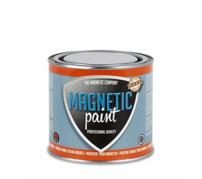 Magnetic Paint 0,5 ltr professionele magneetverf