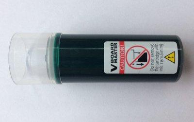 Vulling PILOT Begreen V-Board Master Groen 2.3 mm ronde punt