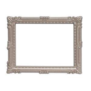 magnetisch foto frame gun metal grijs