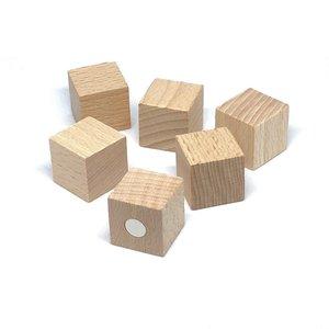 sterke houten magneten