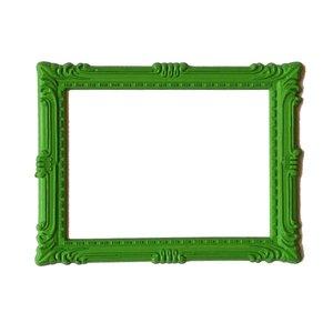 magnetisch fotoframe groen
