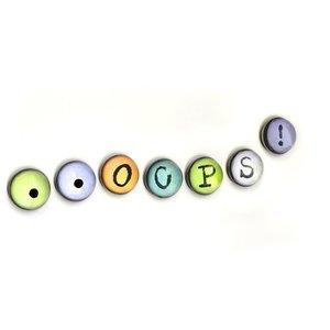 Woord magneten oops!