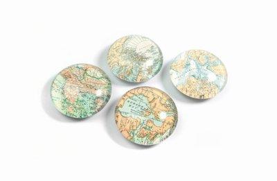 wereldbol magneten