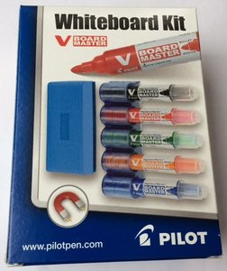 Whiteboardkit Pilot