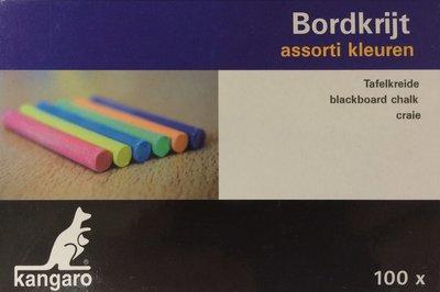schoolbordkrijt kleur
