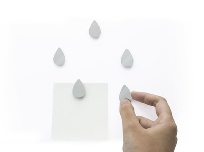 regendruppel magneten